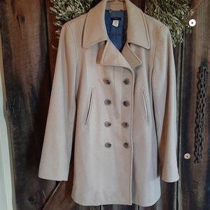 J. Crew Jackets & Coats - Tall J.Crew Wool Coat